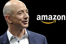Jeff Bezos, di Amazon