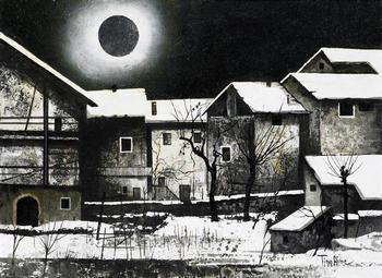 L'Eclisse, un notturno di Tino Aime