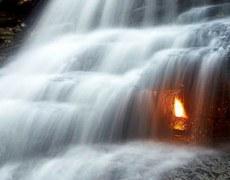 L'Eternal Flame di Chestnut Ridge, Buffalo