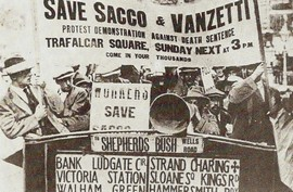 """Save Sacco and Vanzetti"""