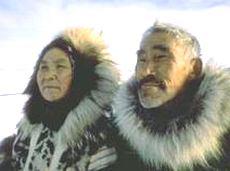 Anziani Inuit