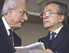 Cossiga e Andreotti