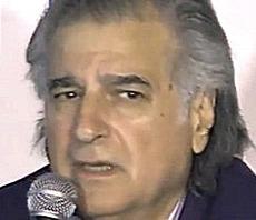 L'ex super-poliziotto Michele Giuttari