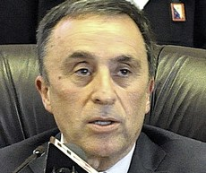 Il magistrato Paolo Canessa