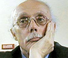 Il pm fiorentino Gabriele Chelazzi