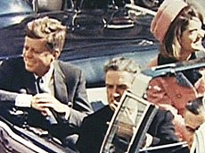 Kennedy a Dallas