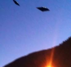Ufo avvistati in Valmalenco, Sondrio, novembre 2015