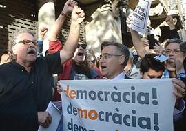 I catalani vogliono la secessione