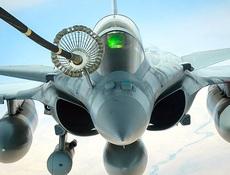 Il caccia Rafale della francese Dassault
