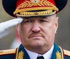 Il generale Valery Asapov