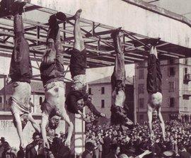 Piazzale Loreto 1945