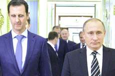 Putin con Assad