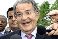 Romano Prodi, mister euro