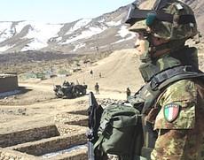 Alpini in Afghanistan