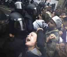 Barcellona, Guardia Civil