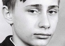 Il giovane Putin