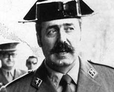Il golpista Antonio Tejero