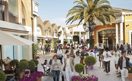 Outlet Mc Arthur Glen di Castel Romano