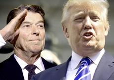 Da Reagan a Trump