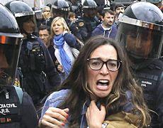 Guardia Civil, repressione