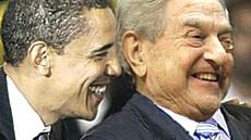 Soros con Obama
