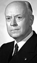 Il generale Cerica, poi senatore Dc