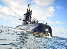 Il sommergibile scomparso San Juan