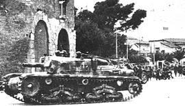 La divisione Ariete a Roma nel '43