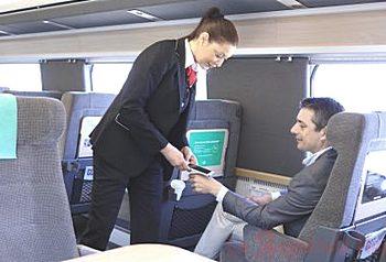 Microchip sottopelle per viaggiare sui treni svedesi