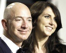 Bezos e signora