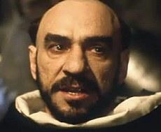 L'inquisitore Bernardo Guy, nel Nome della Rosa