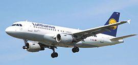 Airbus 319 Lufthansa
