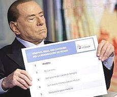 Berlusconi e la Flat Tax