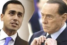 Di Maio e Berlusconi