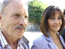 Marisa Gentile Cervia con il padre, Alberto