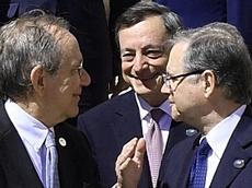 Padoan, Draghi e Visco: il pilota automatico