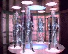 Teletrasporto, fantascienza