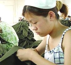Operaia cinese