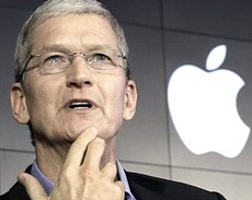 Tim Cook della Apple