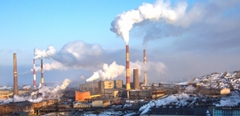 Le immense miniere Norilsk Nickel