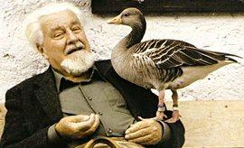 Lorenz e l'oca Martina