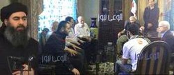 McCain con Al-Baghdadi in Siria