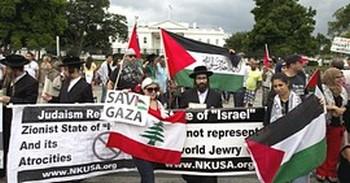 Ebrei anti-sionisti contro la guerra a Gaza