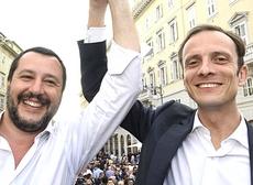 Salvini e Fedriga