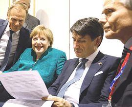 Conte al vertice Ue
