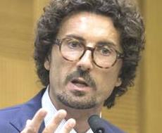 Il ministro Danilo Toninelli