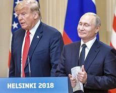 Trump e Putin al vertice di Helsinki