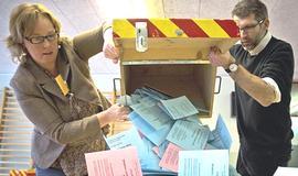 Urne elettorali in Svizzera