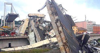 La catastrofe del viadotto Morandi