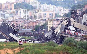 La catastrofe di Genova